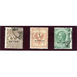 1924 ITALIA ERITREA...