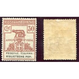 1924 Parastatale Federaz....