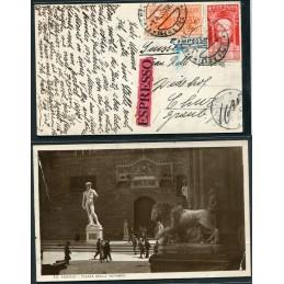 1938 Italia cartolina...