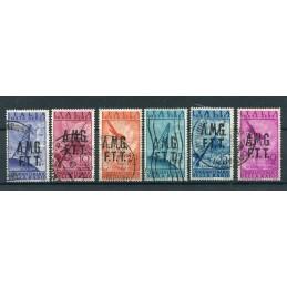 """1947 Trieste """"A"""" posta..."""