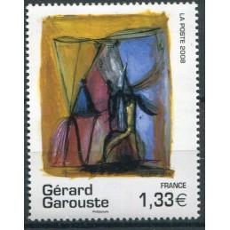 2008 Francia Arte Garouste mnh