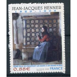 2008 Francia Arte Henner...