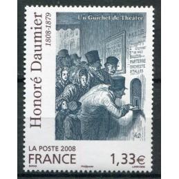 2008 Francia Arte Daumier mnh