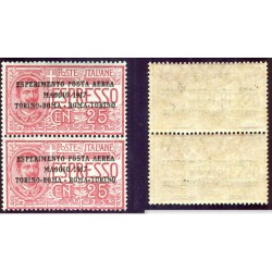 1863 ITALIA VITT. EMANUELE C.60 LILLA CHIARO N.P21  MNH  ALB210