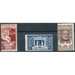 1922 Italia Regno Mazzini...