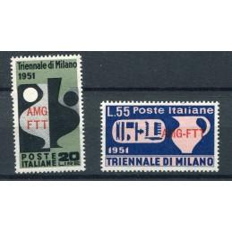 """1951 Trieste """"A"""" 9°..."""