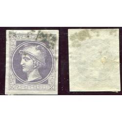 1867  AUSTRIA N.9 FRANBOLLO...
