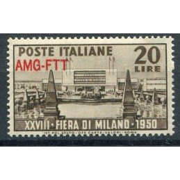 1950 Trieste A 28° Fiera di...