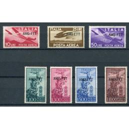 1949/52 Trieste A posta...