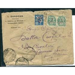 1921 MAROCCO PROTETTORATO...