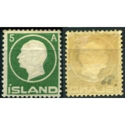 1912 ISLANDA RE FEDERICO...