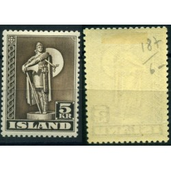 1939  ISLANDA STATUA DI...