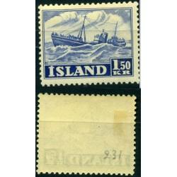 1952  ISLANDA ATTIVITA'...
