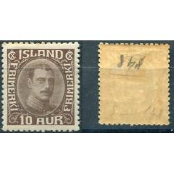 1916 - ITALIA REGNO VITT. EMANUELE C.20  N.107  ALB666