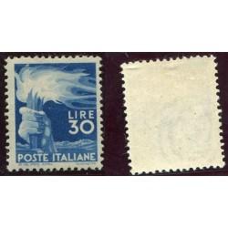 1947 DEMOCRATICA £.85...
