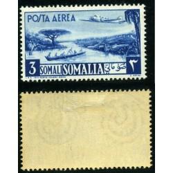 1950 SOMALIA AFIS N.10 C.65...