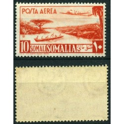 1951 SOMALIA AFIS  POSTA...