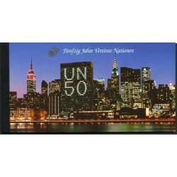 1995  VIENNA 50° ONU...