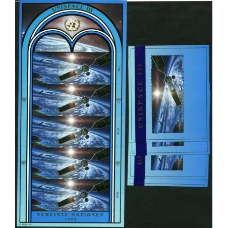 1999  ONU UNISPACE III    MNH  LNT543