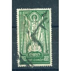 1937 IRLANDA NEDERLAND N.68...