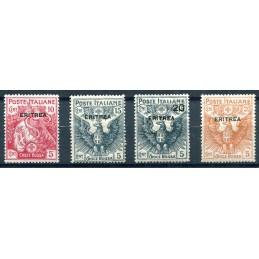 1916 Eritrea Pro Croce...
