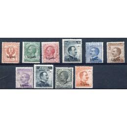 1912/22 Lipso serie...