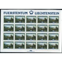 1982 LIECHTENSTEIN...