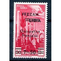 1943 Fezzan Posta Aerea n.2...