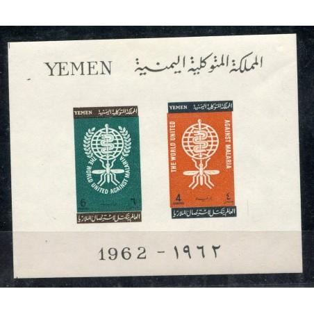 1962 YEMEN BF. N.8 MNH  LNT599