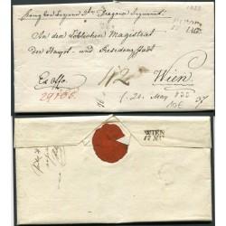 1833 ITALIA REGNO LOMBARDO...
