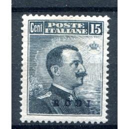 1918/22 Rodi soprastampato...