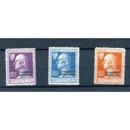 1927 Somalia Volta n.109/11...