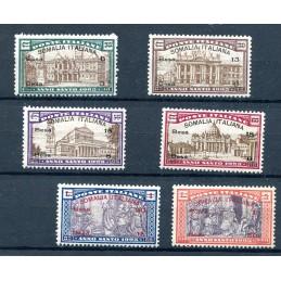 1925 Somalia Anno Santo n....