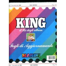 1999 San Marino fogli di...