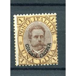 1893 ITALIA REGNO ERITREA...