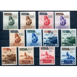 1934 Somalia II° Mostra...