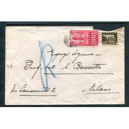 1932 Italia Regno lettera...