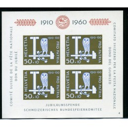 1960 Svizzera Pro Patria...