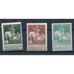 1910 Belgio pro opere...