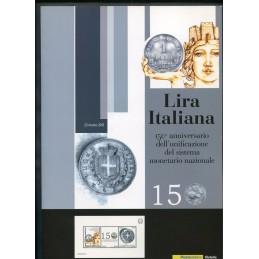 2012 Italia Folder Lira...