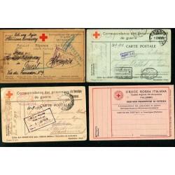 1918/61 CROCE ROSSA  LOTTO...