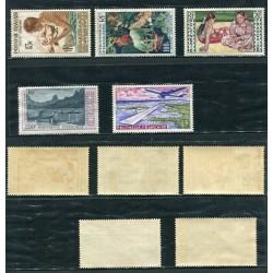 1958/60 POLYNESIA FRANCESE...