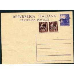 1948 AMGFTT - Cartolina...