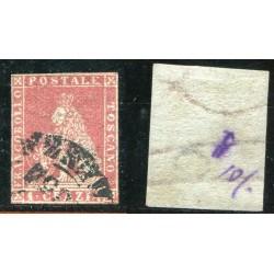 1851/52 TOSCANA 1CR....
