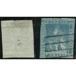 1851/52 TOSCANA 2CR....