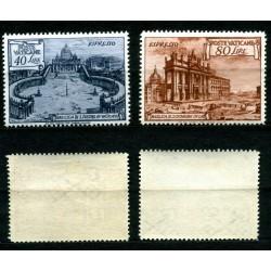 1949 VATICANO ESPRESSI...
