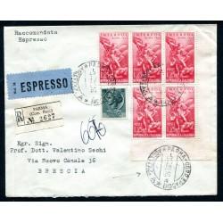 1954 ITALIA RACC. ESPRESSO...