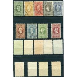 1913 OLANDA N.82/90  USED...