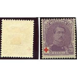 1914  BELGIO N.131 PRO...