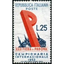 1952 REPUBBLICA FIERA DI...